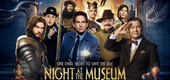 Movie Review- Night At The Museum 3