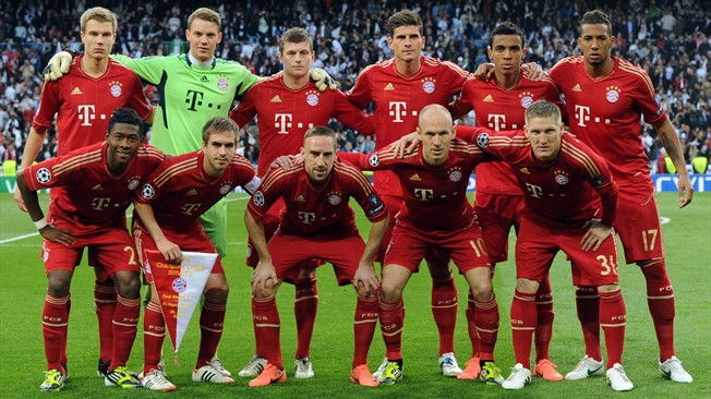 munich football teams