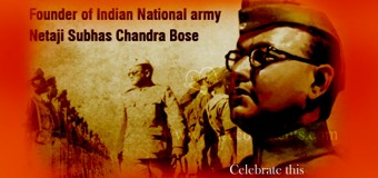 Netaji Birthday – A Day to Remember