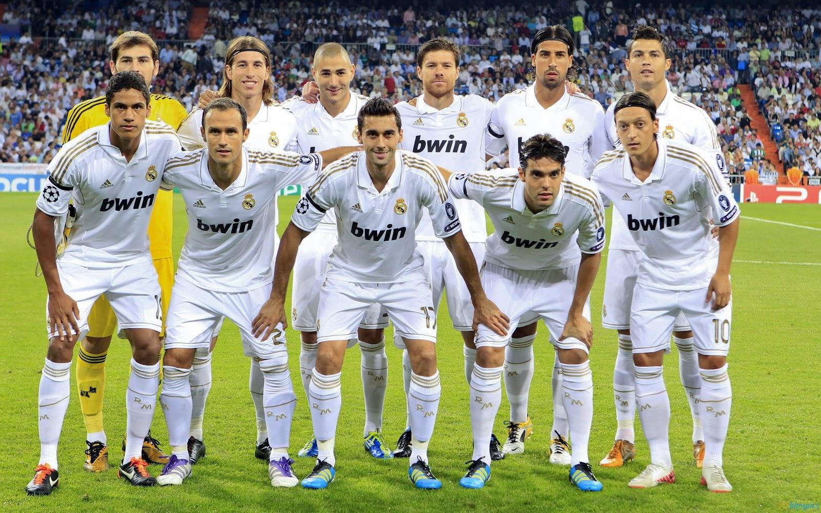 Madrid Fußball