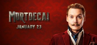 Mortdecai- Movie Review