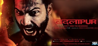 Badlapur- Movie Review