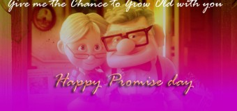 Make a promise! Hold on to it for a lifetime!!- Its Promise Day
