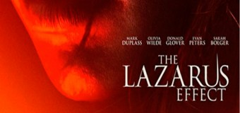The Lazarus Effect- Movie Review