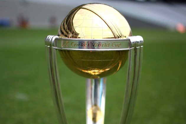 World Cup 2015 Trophy