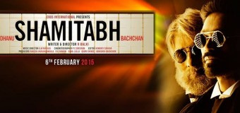 Shamitabh- Movie Review