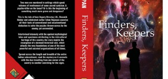Finders, Keepers – Book Review