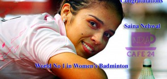 Year 2015 Begins With The Remarkable Scaling Of The Female Protagonist Of India- Saina Nehwal