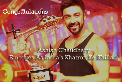 Ashish Chaudhary
