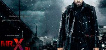 Mr. X – Movie Review