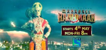 Sankatamochan Mahabali Hanuman from 4th May on Sony ENT TV