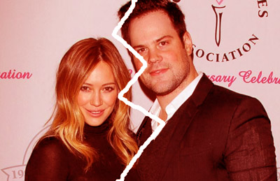 Hilary Duff and Mike Comrie copy