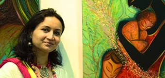 Sarbani: Her Painting strokes Speaks- Coming Soon