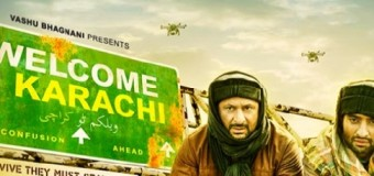 Welcome To Karachi- Movie Review