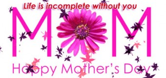 May's Special Coverage On The Occasion Of Mother's Day