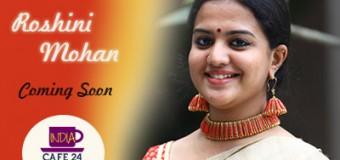 Roshini Mohan- Sharing Her Entrepreneurial Journey- Coming soon