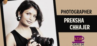 Photographer Preskha Chhajer- A Casual Session With A Talented Star