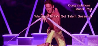Manik Paul – The Aerial Gymnast Wins the Hearts of People and Finale of India's Got Talent 6