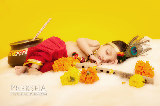Krishna baby Photography