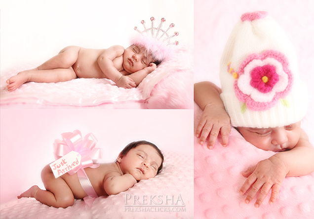 Newborn baby photography hyderabad 2