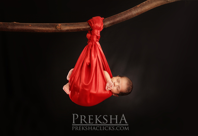 Newborn baby photoshoot kid photography
