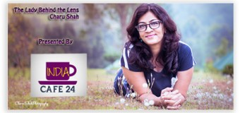 The Lady Capturing True Moments with Camera- Charu Shah