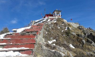 Shali Tibba Temple