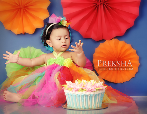 cake smash photography hyderabad