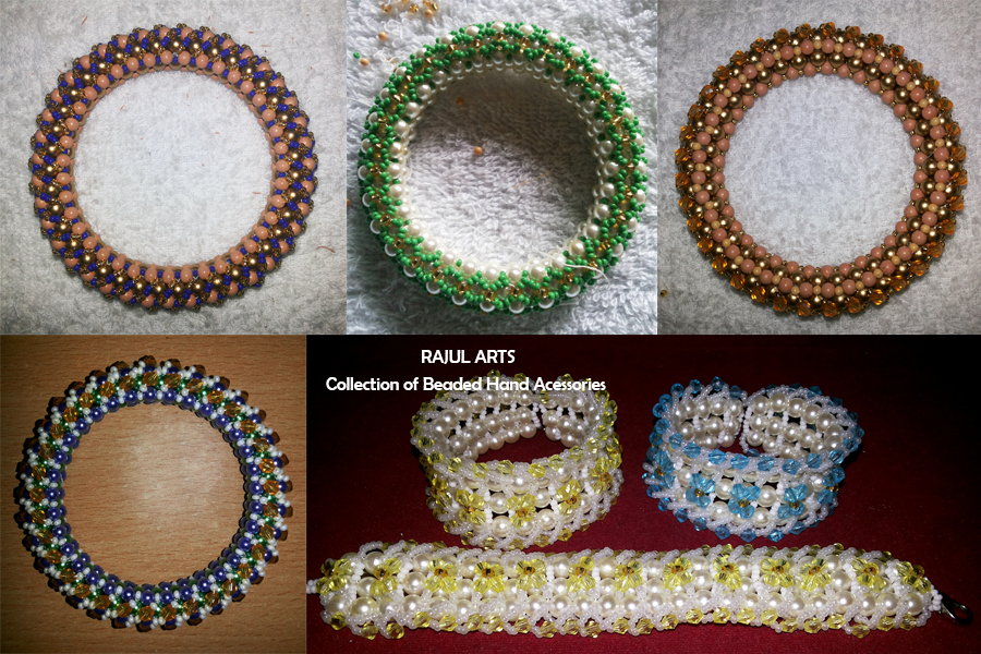 Beaded Hand Accessories
