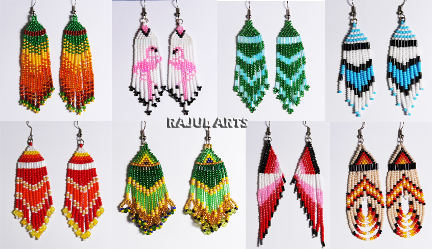Ear Rings collage