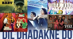 Top 5 Bollywood Blockbusters in the First Half Of 2015