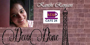 Decorating Mobile Cases with elegance- Kanthi Ranjani