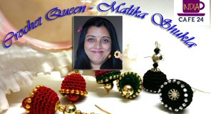 The Crochet Queen- Malika Shukla