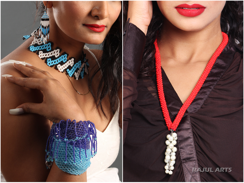 Models Jewellery shoot. Pic Credit-Mahesh Photography