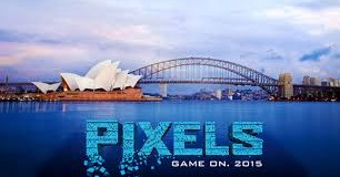 Pixels- Movie Review
