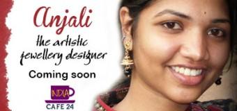 Anjali- The Artistic Jewellery Designer- Coming Soon