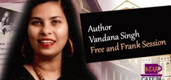 Author Interview with Vandana Singh, Free and Frank Session