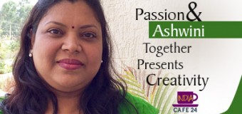 Passion and Ashwini Together Presents Creativity