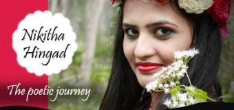 The Poetic Journey of Nikitha Hingad