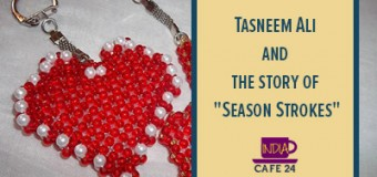 "Tasneem Ali & The Story Of "" Season  Strokes"""