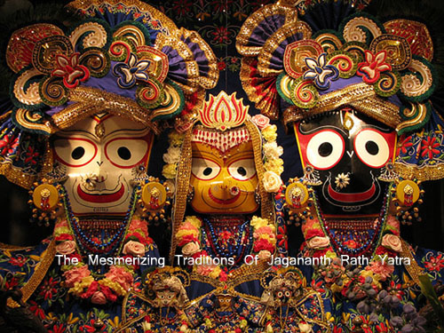 The Mesmerizing Traditions Of Jagananth Rath Yatra