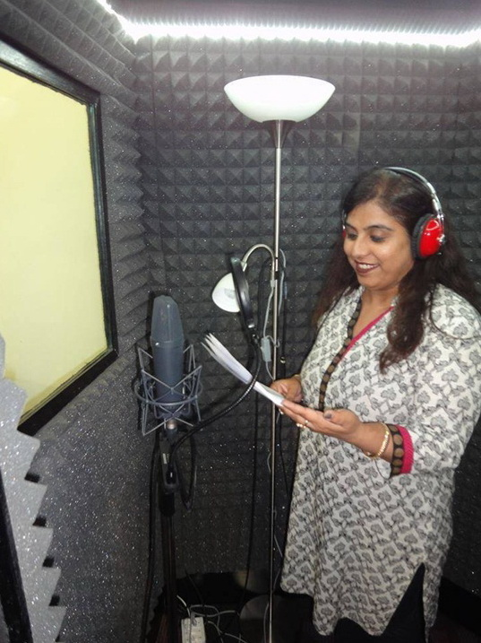 Voice over Training