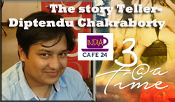 The Story Teller- Diptendu Chakraborty