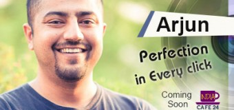 Arjun- Perfection In Every Click- Coming Soon