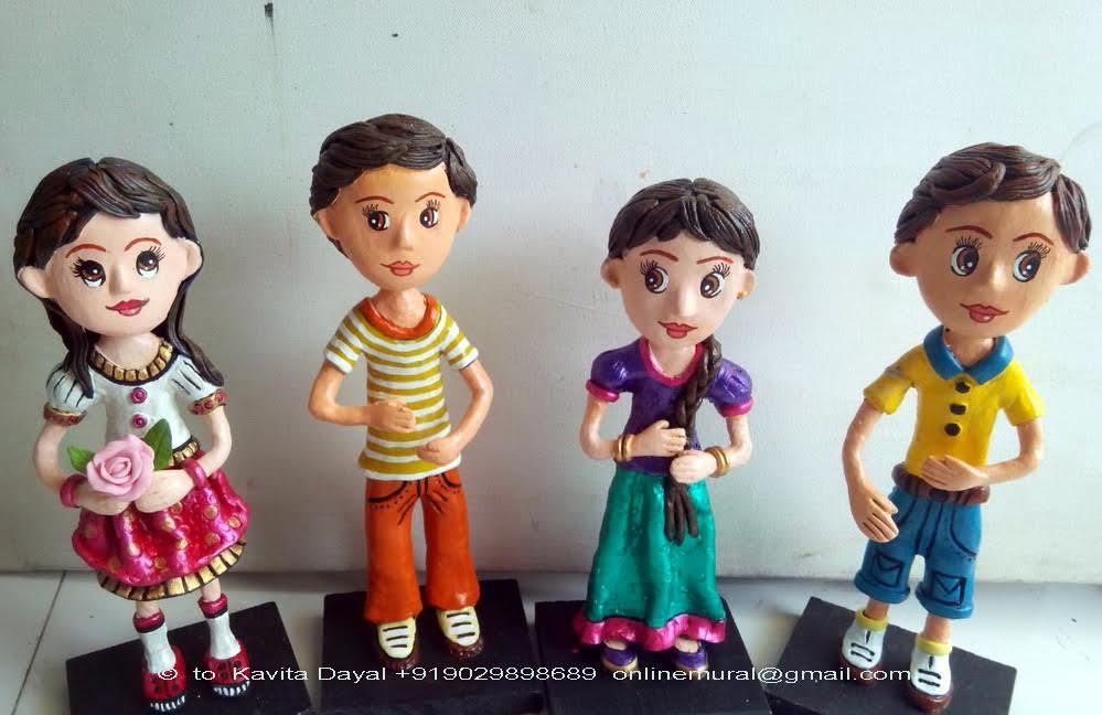 9 Cutie Doll