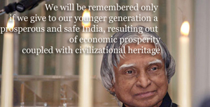 Demise of a Noble person- APJ Abdul Kalam- The Story Ends
