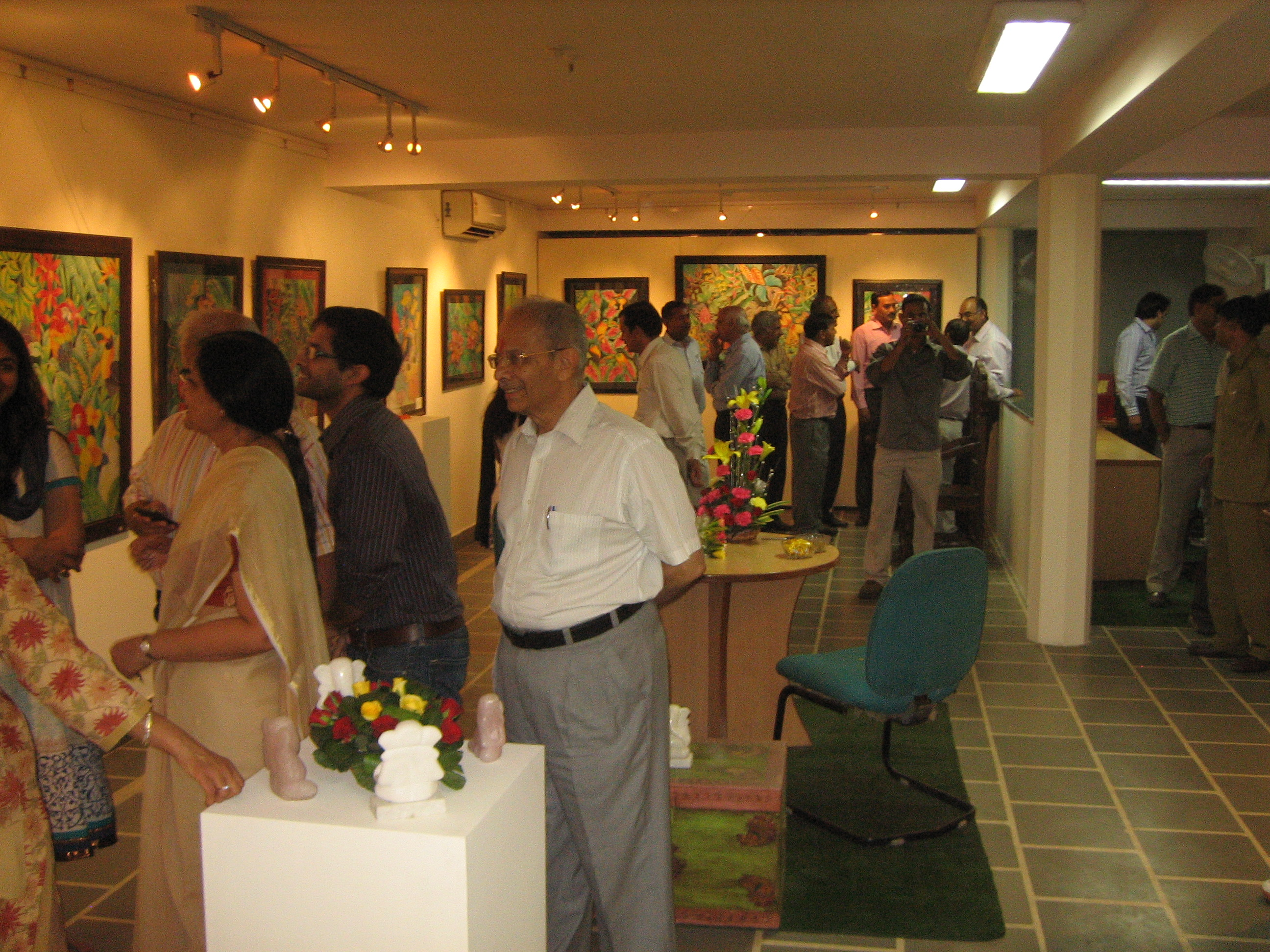 Exhibition at Durlabhji Art Gallery Jaipur