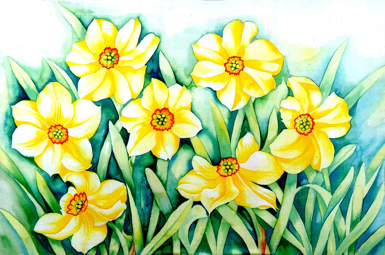 Floral 1 (20X30)