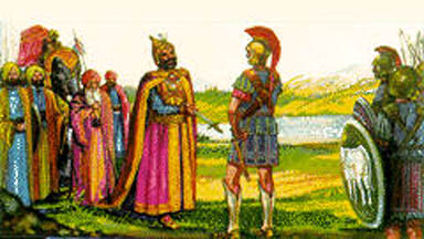 King Porus