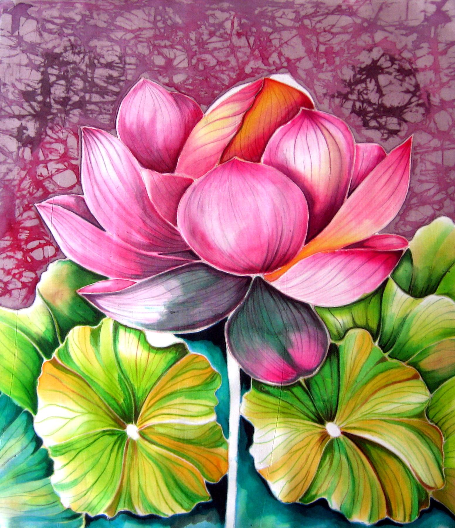 Lotus 7 (14X16)
